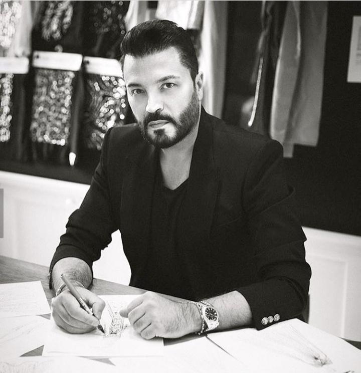 صورة زهير مراد يقبل تحدّي سكاي نيوز عربية ويصمّم فستاناً لبيروت مستلهما من فيروز