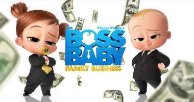 صورة فيلم الأنيمشن The Boss Baby: Family Business يحقق 70مليون دولار فى 33 يومًا