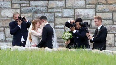 صورة زواج إبنة بيل غيتس من شاب مصري
