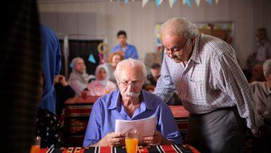 صورة بالصور نجوم الدراما السورية يواصلون الانضمام إلى فيلم أب