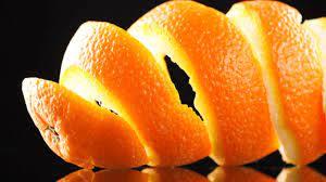 صورة ماسك قشر البرتقال للبشرة الدهنية
