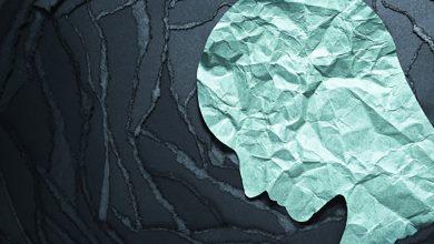 صورة بين المرض النفسي والاضطرابات النفسية
